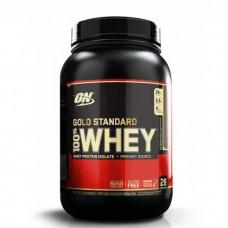 Протеин Optimum Nutrition 100% Whey Gold Standard 908г
