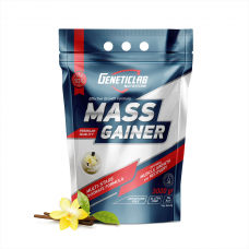 Гейнер MASS GAINER Genetic Lab 3000 г