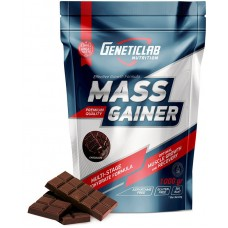 Гейнер MASS GAINER Genetic Lab 1000 г