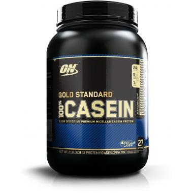 Казеин Optimum Nutrition 100% Casein Protein 909 г
