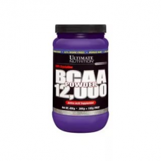 Бца Ultimate Nutrition BCAA Powder 12,000 400 г