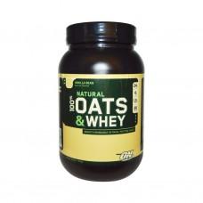 Протеин Optimum Nutrition 100% Natural Oats & Whey 1363 г