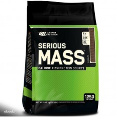 Гейнер Optimum Nutrition Serious Mass 5400 г