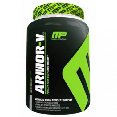 Витамины MusclePharm Armor V 180 капс