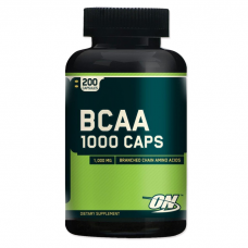 Бца Optimum Nutrition BCAA 1000- 200 капс