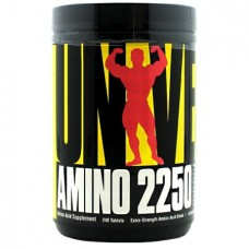 Аминокислоты Universal Nutrition Amino 2250,  240 таб