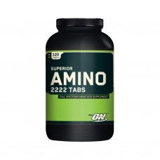 Аминокислоты Optimum Nutrition Amino 2222, 320 таб