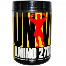 Аминокислоты Universal Nutrition Amino 2700,  350 таб