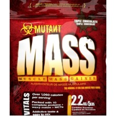 Гейнер Fit Foods Mutant Mass 2200 г