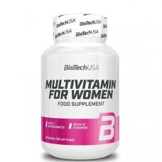 Мультивитамины For Women Biotech Nutrition 60 таб.