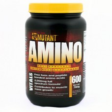 Аминокислоты Fit Foods Amino Mutant 600 таб