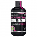 Л-Карнитин BIOTECH USA L-CARNITINE 100 000 LIQUID 500 ml