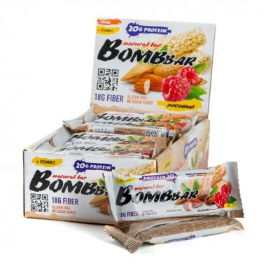 Протеиновый батончик Bombbar 60 г