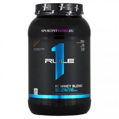 Протеин Rule 1 R1 Whey Blend - 907 г