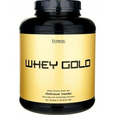 Протеин Ultimate Nutrition Whey Gold 2270 г