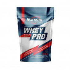 Протеин Geneticlab Nutrition Whey Pro 1000 г
