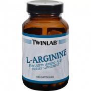 Аргинин Twinlab L-Arginine 100 капс