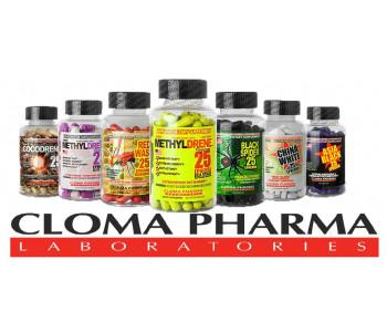 Cloma Pharma жиросжигатели на основе комплекса ЭКА.