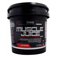Гейнер Muscle Juice Revolution 2600 Ultimate Nutrition 5040 г