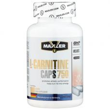 Л Карнитин Maxler L-Carnitine 750 мг - 100 капс.