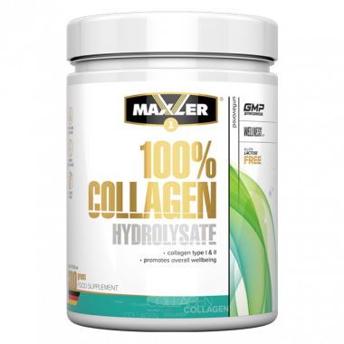 Коллаген Maxler 100% Collagen Hydrolysate 300 г