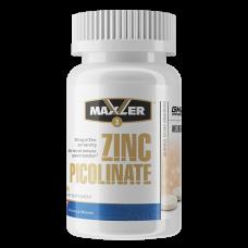 Цинк MAXLER ZINC PICOLINATE 50 мг. 60 капс.