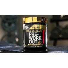 Предтренировочный комплекс Optimum Nutrition Gold Standard PRE-Workout 300 г