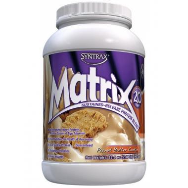 Протеин whey Syntrax Matrix 907 г