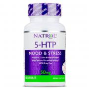 5-HTP Natrol 50 mg - 45 капсул