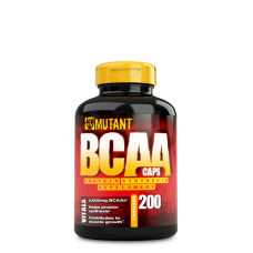 Бца Fit Foods Mutant BCAA 200 капс