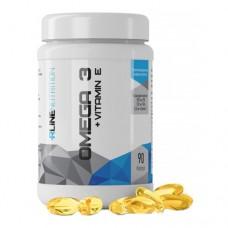 Рыбий жир RLine Omega-3 + Vitamin E 90 капс