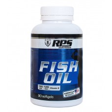 Рыбий жир RPS Fish Oil 90 капс
