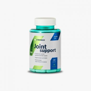 Глюкозамин-Хондроитин Joint Support Cybermass 120 caps